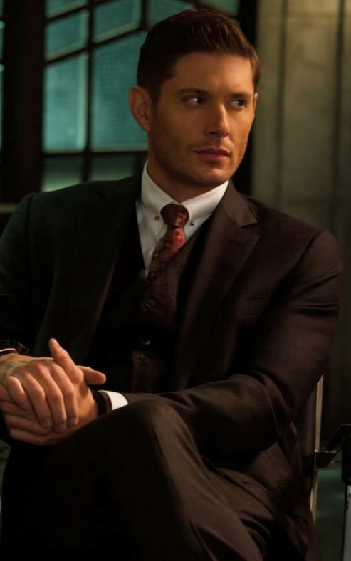 Tall Dean - Supernatural Season 14 Episode 10