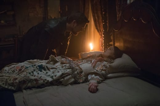 Star-crossed Lovers - Salem Season 3 Episode 10