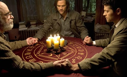Supernatural Season 10 Episode 17 Review: Inside Man