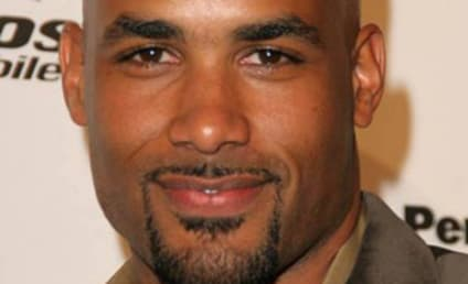 Boris Kodjoe Cast as Lead in Undercovers