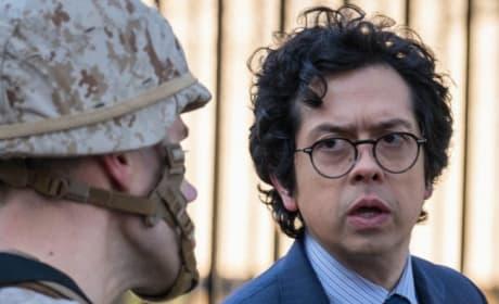 Are the Troops Coming Home? - Madam Secretary Season 5 Episode 15