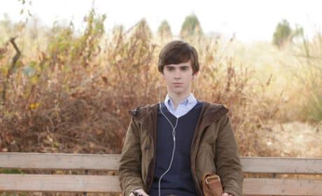 Young Norman Bates
