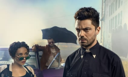 Preacher: Renewed for Season 3!!!