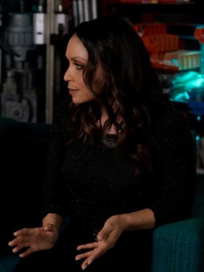 Cecile Horton - The Flash Season 7 Episode 13