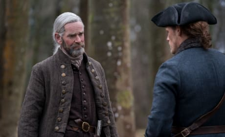 Murtagh and Jamie - Outlander Season 4 Episode 9