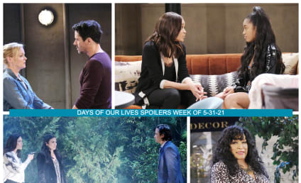 Days of Our Lives Spoilers Week of 5-31-21: Sizzling Summer Returns!