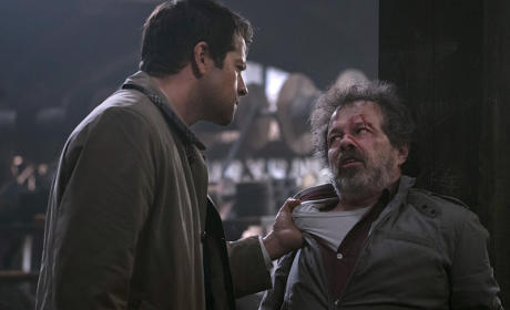 Castiel isn't messing around - Supernatural Season 11 Episode 6