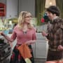 A Romantic Evening? - The Big Bang Theory Season 9 Episode 14