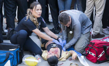 Code Black Season 3 Episode 7 Review: Step Up