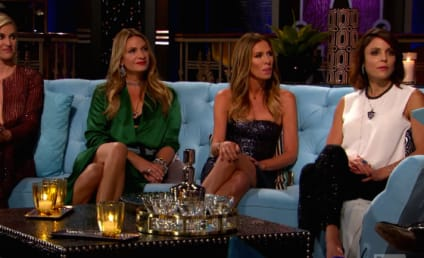 The Real Housewives of New York City Season 7 Episode 22 Review: Reunion Part Three