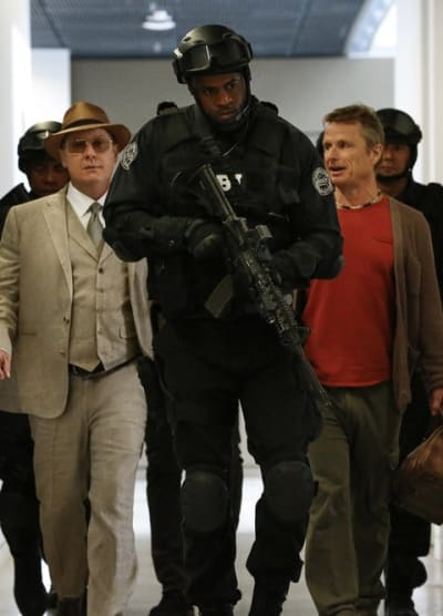 His Final Mission - The Blacklist Season 6 Episode 2