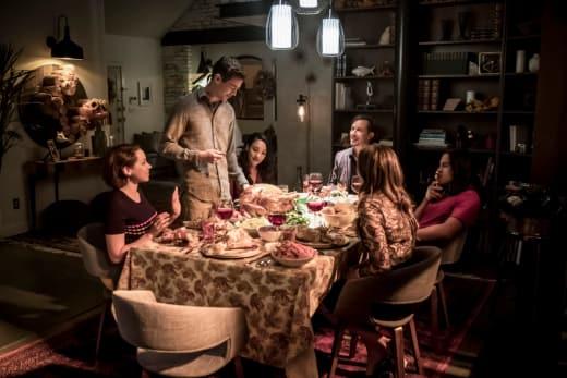 Dinners Ready - The Flash Season 5 Episode 7