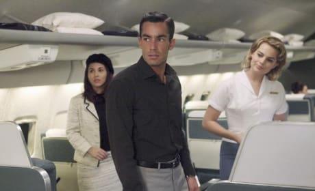 Aaron Diaz on Pan Am