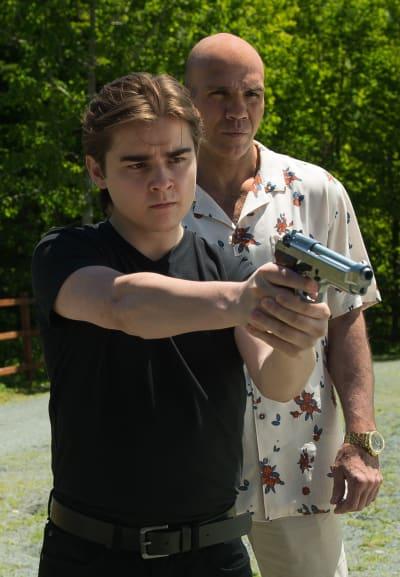 Target Practice - Pure Season 2 Episode 4