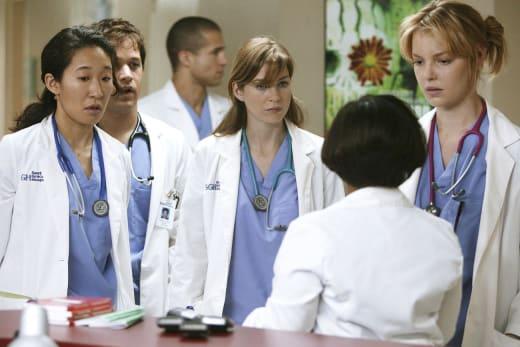 Original interns - Grey's Anatomy