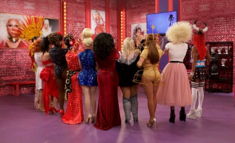 "RuPaul's Drag Race: 13 Favorite Moments From ""10s Across The Board"""