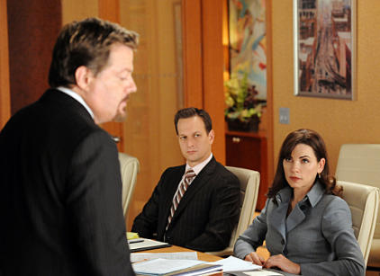 Watch The Good Wife Season 3 Episode 2 Online