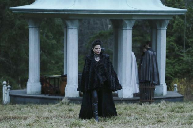 Still the Evil Queen