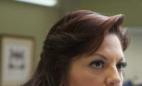 Callie is Serious - Grey's Anatomy Season 11 Episode 24