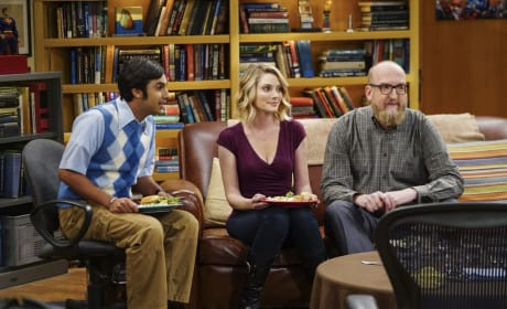 Time for Takeout - The Big Bang Theory Season 10 Episode 21
