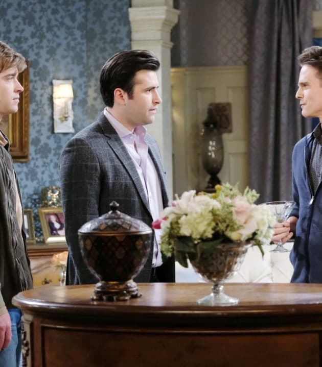 Blackmailed Into Marriage - Days of Our Lives