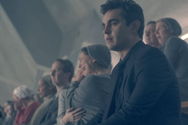 Nick Wishes Differently - The Handmaid's Tale Season 2 Episode 12