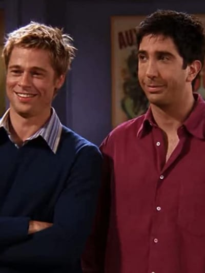 Brad Pitt - Friends Season 8 Episode 9