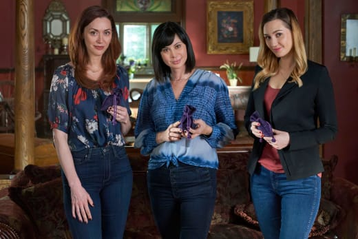 The Witches - Good Witch Season 7 Episode 10