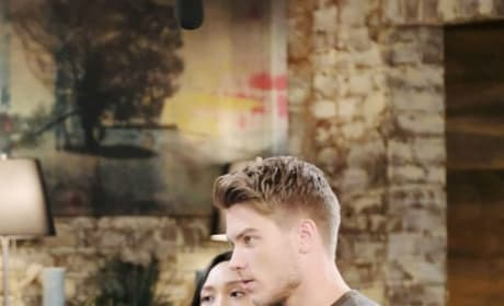 Tripp Wonders What Happened - Days of Our Lives
