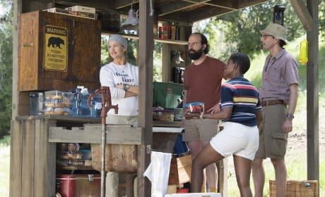 Adults at Camp