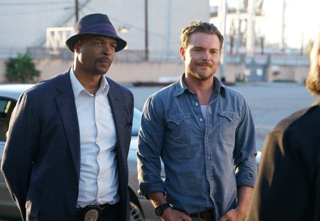 The team lethal weapon season 1 episode 1