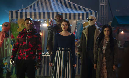 Doom Patrol Season 2 Episode 9 Review: Wax Patrol