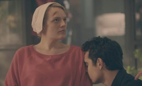 A Difficult Decision - The Handmaid's Tale