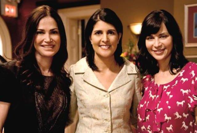 Army Wives (TV Series 2007–2013) - Full Cast & Crew - IMDb