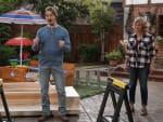 Backyard Play Area - Last Man Standing