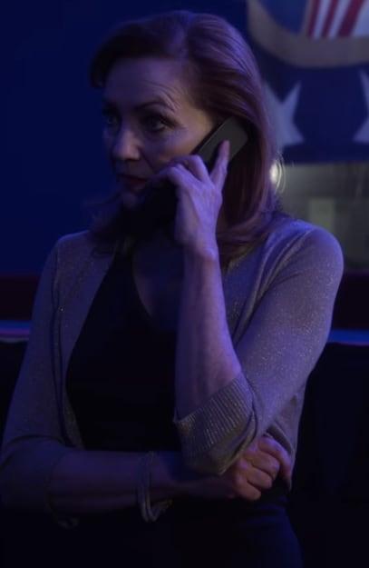 Lorraine is Caught - Designated Survivor Season 3 Episode 9