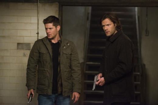 What did he just say? - Supernatural Season 12 Episode 18