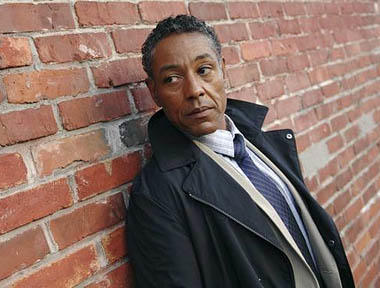 Giancarlo Esposito on OUAT
