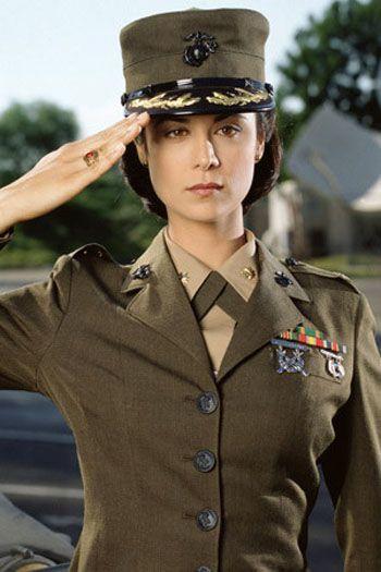Marine Lt Col Sarah MacKenzie - JAG