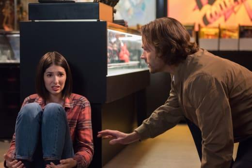 Sam And Samantha - Supernatural Season 14 Episode 4