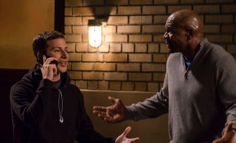 Holt Plays Coach - Brooklyn Nine-Nine