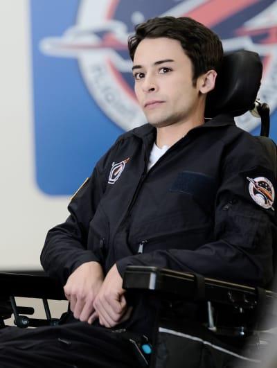 Finn - Tall  - The Resident Season 3 Episode 11