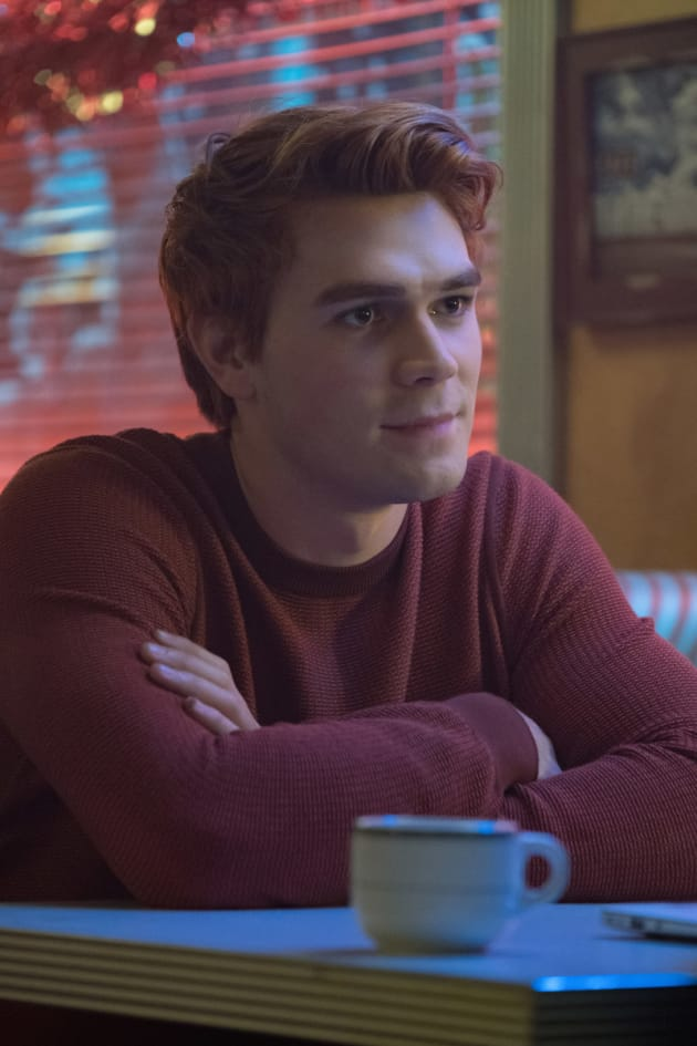 A Dangerous Showdown - Riverdale