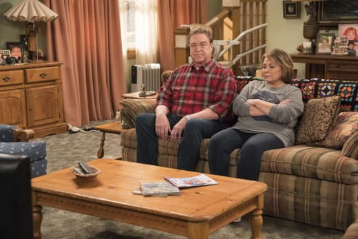 Dan And Roseanne - Roseanne Season 10 Episode 6