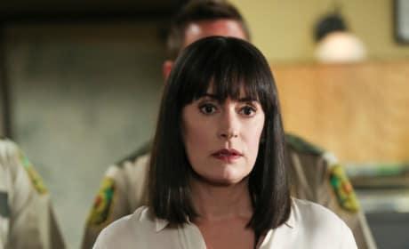 A Disturbed Prentiss - Criminal Minds Season 14 Episode 2