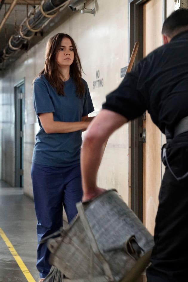 Juvie Callie - Cruel and Unusual - The Fosters Season 4 Episode 13