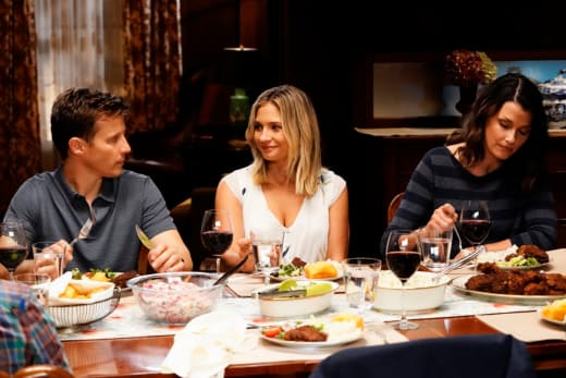 A Tension Filled Family Dinner - Blue Bloods Season 9 Episode 1
