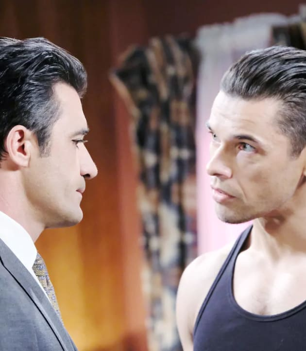 Ted's Evil Partnership - Days of Our Lives