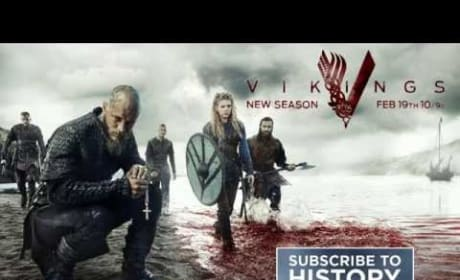 Vikings Season 3 - Promo