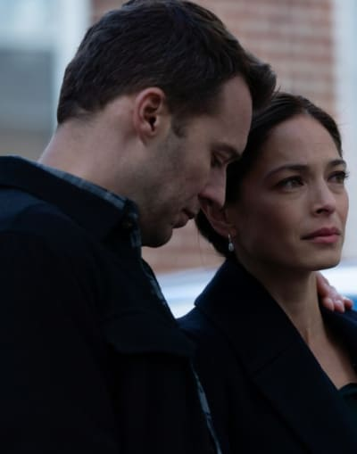 Joanna and Billy discuss the plea deal - Burden of Truth Season 4 Episode 4